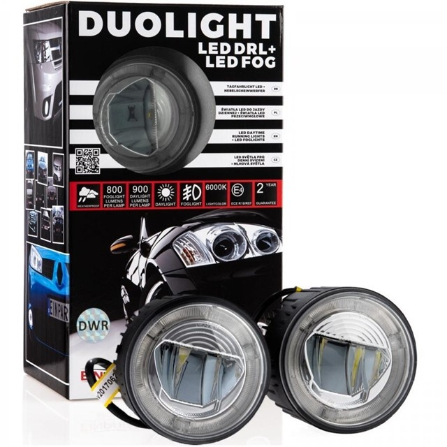 Światła duolight LED EINPARTS DL11 do Infiniti EX QX50 2008-2014