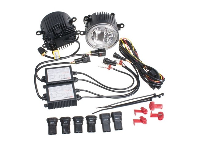Światła duolight LED EINPARTS DL22 do Renault Clio IV 2012-