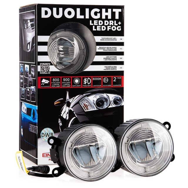 Światła duolight LED EINPARTS DL21 do Citroen Berlingo II FL 2012-