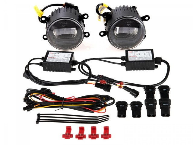 Światła duolight LED EINPARTS DL06 do Subaru Impreza IV 5 Drzwi 2011-