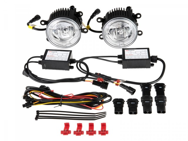Światła duolight LED EINPARTS DL21 do Nissan Navara D40 2005-2014