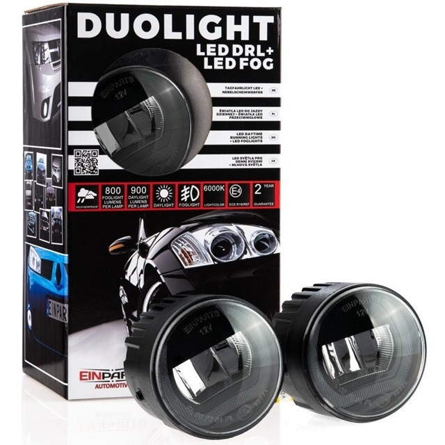 Światła duolight LED EINPARTS DL10 do Infiniti JX Q60 2012-