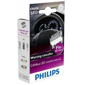 Adapter Canbus LED PHILIPS 12V 5W 2 szt.