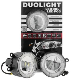 Światła duolight LED EINPARTS DL22 do Renault Captur 2013-