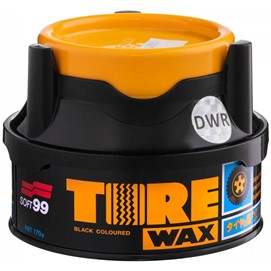 Wosk do opon SOFT99 Tire Black Wax