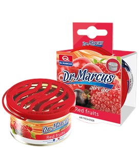 Zapach samochodowy DR.MARCUS Aircan Red Fruits