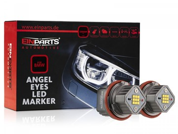 Markery LED do ringów (angel eyes) EINPARTS EPM14 160W do BMW 7 E65 2001-2008