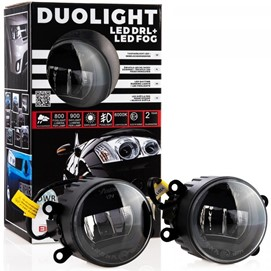 Światła duolight LED EINPARTS DL06 do Renault Megane III FL 2012-